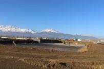 Seydişehir'de Termal Tesislerin İnşaatı Hızla Yükseliyor