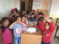 Şırnak'ta Öğrenciler, Hayvanlar Yuva Yapıp Yiyecek Bıraktı