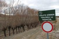 DOLULUK ORANI - Sivas'ta Kuraklık Endişesi