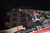 ELEKTRİK AKIMI - Siverek'te Korkutan Yangın