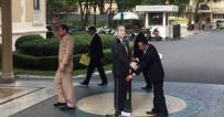 TAYLAND - 'Soruları Maketim Cevaplasın'