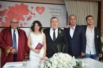 Süleymanpaşa'da Bir Yılda Bin 351 Çift Dünya Evine Girdi