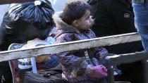 İÇ SAVAŞ - Suriyeli 120 Kişilik Grup Ülkesine Döndü