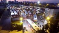OTOBÜS SEFERLERİ - Toplu Taşımada Gece Mesaisi