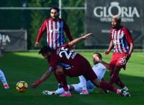 ARNAVUT - Trabzonspor İlk Hazırlık Maçında Kazandı