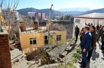 Tunceli'de 28 Metruk Bina Yıkıldı