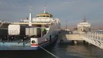 VAGON - Türkiye'nin En Büyük Feribotu Van Gölü'nde Deneme Seferini Tamamladı