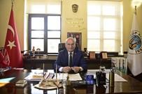 Ürgüp Belediye Başkanı Yıldız, Gazeteciler Günü'nü Kutladı