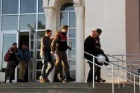 KARADERE - Yunanistan'a Kaçmaya Çalışan FETÖ Üyeleri Yakalandı