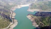 SONBAHAR - Yuvacık Barajı'nda Su Seviyesi Yüzde 28'E Düştü