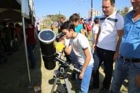 ELEKTRİKLİ OTOMOBİL - Adanalılar NASA'ya, 'Güneşe Ateş Etmek Serinletir Mi' Diye Sordu