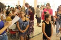 OYUNCULUK - Alanya'da Oyunculuk Seçmelerine Rekor Başvuru