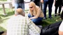 HASTA YAKINI - Bakan Pakdemirli'nin eşinden 'hayat kurtaran' ilk yardım