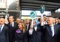 Ruhsar Pekcan - Bakan Turhan Açıklaması 'Bölgesel Kalkınma İçin Ülkemizi Demiryolu Ağıyla Örmeye Çalışıyoruz'