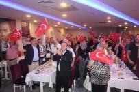 EDREMİT KÖRFEZİ - Barbaros Sefa Spor'da Coşkulu Dayanışma Gecesi