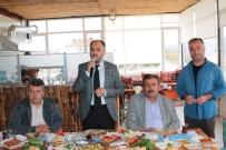 KONUT PROJESİ - Başkan Özaltun, Beyşehir'in Anneleriyle Buluştu