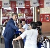 HASAN ŞAHIN - Başkan Uysal, Partisinin Mahalle Temsilcileriyle Buluştu