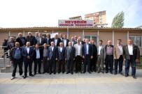GÖZLEME - Başkan Yaşar, Nevşehirlilerin Misafiri Oldu