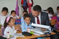 EĞİTİM HAYATI - Başkan Yüzügüllü Okul Ziyaretlerine Devam Ediyor