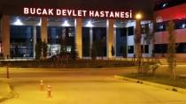 Burdur'da Motosiklet Bariyere Çarptı Açıklaması 1 Ölü