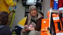 Bursa'da 4 Katlı Binada Çıkan Yangında Can Pazarı