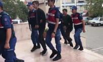 Bursa'da Kablo Hırsızları Suçüstü Yakalandı