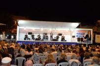 SARıKEMER - Büyükşehir Belediyesi'nin Halk Konserleri Devam Ediyor