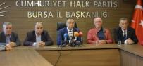 KEMAL DEMIREL - Demirel Açıklaması 'Hızlı Tren 2019 Yılında Bursa'ya Gelmeli'