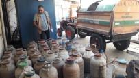 Diyarbakır'da 1 Ton 500 Kilogram Bozuk Zeytin İmha Edildi