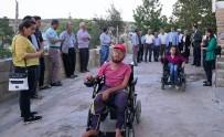 CELALETTIN GÜVENÇ - Engelli Kardeşlere Tekerlekli Sandalye