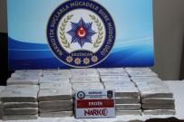 Erzincan'da 51 Kilo 193 Gram Eroin Ele Geçirildi