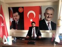 Erzincan'da AK Gençlik Başkanı Ömer Kayser Oldu