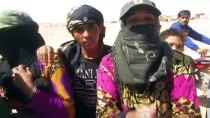 ÖZGÜR SURİYE ORDUSU - GRAFİKLİ - 'Çölde Yaşayan Ölülerin Kampı Açıklaması Rukban'