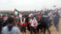 İKİNCİ SINIF VATANDAŞ - GÜNCELLEME - İsrail Askerleri 30 Filistinliyi Yaraladı