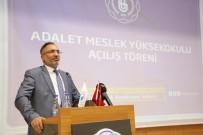 YILDIRIM BEYAZIT ÜNİVERSİTESİ - HSK Üyesi Köseoğlu Açıklaması '15 Temmuz'da 16 Bin Hakim Savcımız Varken Şimdi 20 Binlere Ulaşacağız'