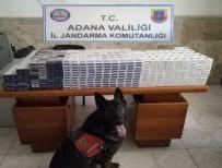 SAĞ VE SOL - 'İmge' Çekicilerde Bin 627 Paket Kaçak Sigara Buldu