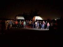 27 EYLÜL - İnsan Kaçakçılığı Operasyonlarında 11 Kişi Tutuklandı
