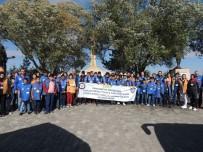 ATATÜRK EVİ - Karslı Öğrenciler Erzurum'u Gezdi