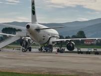 Kaymakam Keçeli, Pistten Çıkan Uçakla İlgili Açıklama Yaptı