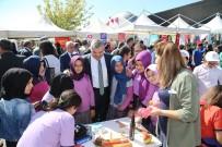 BİLİM MERKEZİ - Kayseri Bilim Merkezi'ni De Bilim Şenliği'ni De Sevdi