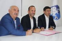 KIRAÇ - Mehmet Özdilek'le Sözleşme İmzalandı