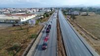 POLİS ÖZEL HAREKAT - Menderes'te Duygusal Açılış
