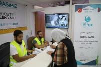 KUDÜS - Mescid-İ Aksa'da Nöbet Tutan Ailelere Türkiye'den Yardım Eli
