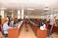 BİLGİ EVLERİ - Muş Belediyesi Ekim Ayı Meclis Toplantısı