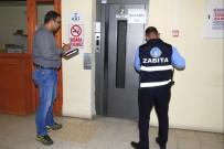 NEVŞEHİR BELEDİYESİ - Nevşehir'de Asansör Denetimleri Devam Ediyor
