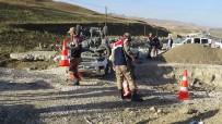 ŞERİT İHLALİ - Öğrenci Servisi Takla Attı Açıklaması 10 Yaralı