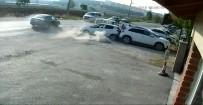 Okul Önünde Zincirleme Kaza Açıklaması 5 Yaralı