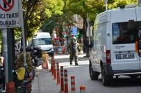 ŞÜPHELİ ÇANTA - Orduevi Yakınlarında Şüpheli Paket Paniği