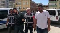 MODIFIYE - Petrol İstasyonunu Soyan Gaspçılar, Araçlarına Modifiye Yaptırırken Yakalandı
