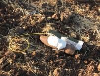 ASKERİ EĞİTİM - Şanlıurfa'da Bulunan Top Mermisi İmha Edildi